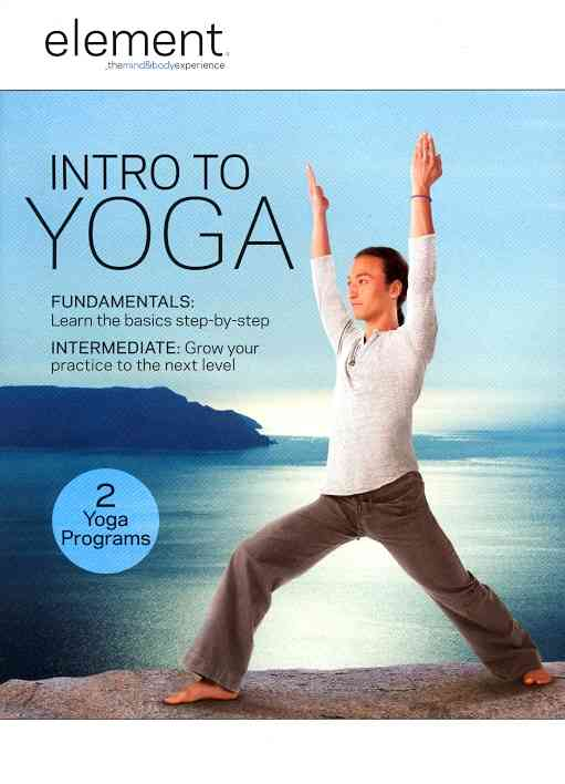 ELEMENT:INTRO TO YOGA BY DODGE,TAMAL (DVD)