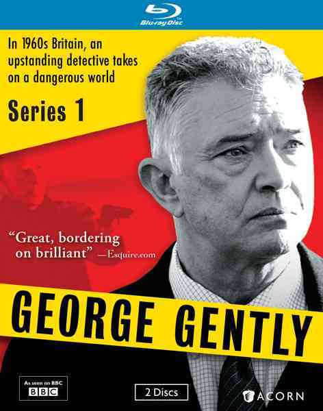 GEORGE GENTLY SERIES 1 BY GEORGE GENTLY (Blu-Ray)